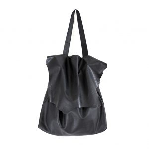 XL soft flap bag
