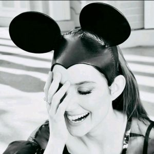 Kinky Mickey Headpiece